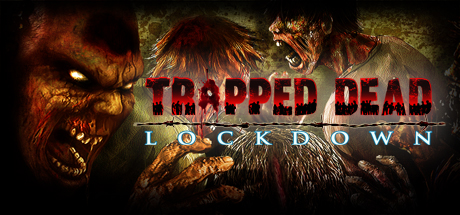 Trapped Dead: Lockdown Banner