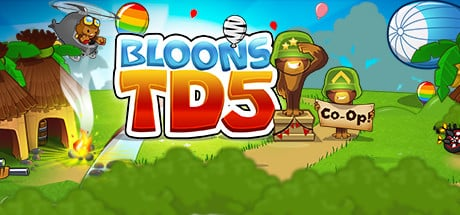 Bloons TD5 Banner