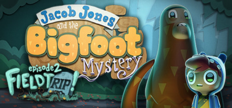 Jacob Jones and the Bigfoot Mystery : Episode 2 Banner
