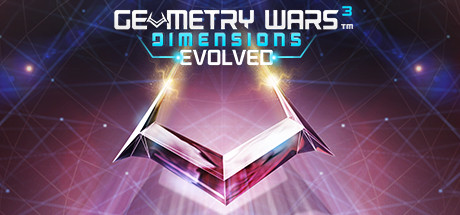 Geometry Wars 3: Dimensions Evolved Banner