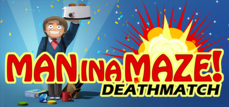 Man in a Maze: Deathmatch Banner