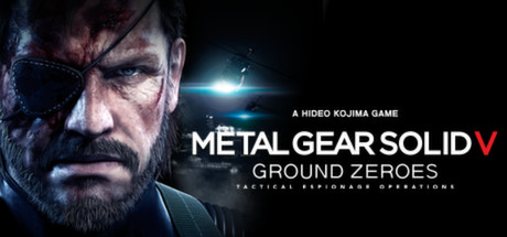 METAL GEAR SOLID V: GROUND ZEROES Banner
