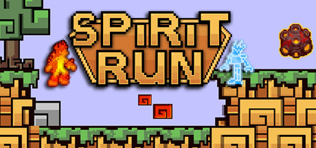 Spirit Run - Fire vs. Ice Banner