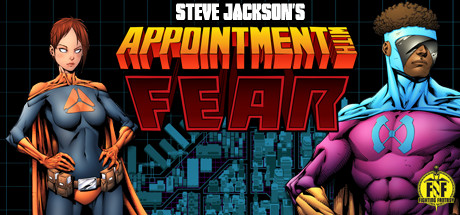 Appointment With FEAR Banner