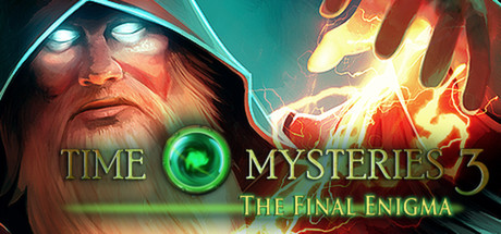 Time Mysteries 3: The Final Enigma Banner