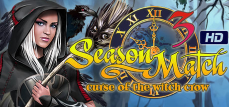 Season Match 3 - Curse of the Witch Crow Banner