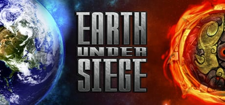 Earth Under Siege Banner