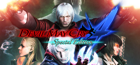 Devil May Cry® 4 Special Edition Banner
