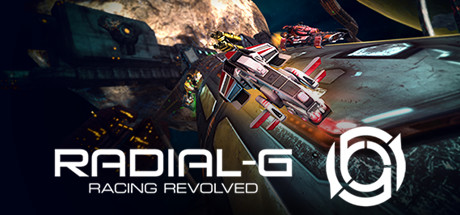 Radial-G : Racing Revolved Banner