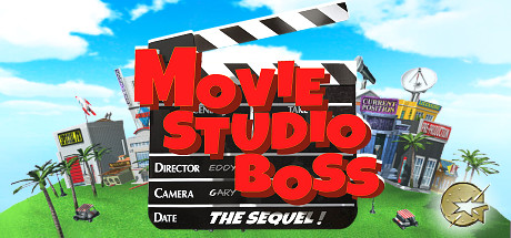 Movie Studio Boss: The Sequel Banner