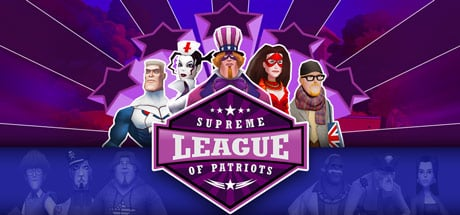 Supreme League of Patriots Issue 1: A Patriot Is Born Banner' title='Supreme League of Patriots Issue 1: A Patriot Is Born Banner