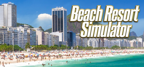 Beach Resort Simulator Banner
