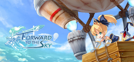 Forward to the Sky Banner