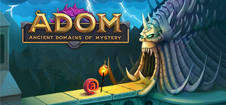 ADOM (Ancient Domains Of Mystery) Banner