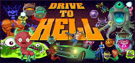 Drive to Hell Banner