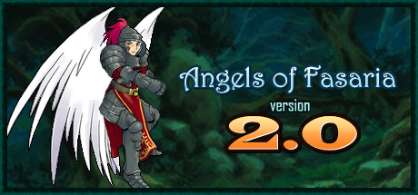 Angels of Fasaria: Version 2.0 Banner