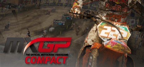 MXGP - The Official Motocross Videogame Compact Banner