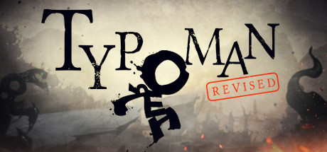 Typoman: Revised Banner