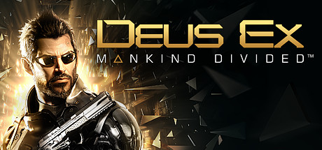 Deus Ex: Mankind Divided™ Banner