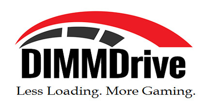 Dimmdrive :: Gaming Ramdrive @ 10,000+ MB/s Banner