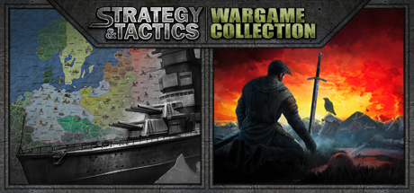 Strategy & Tactics: Wargame Collection Banner