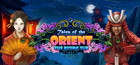 Tales of the Orient: The Rising Sun Banner