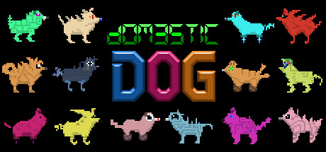 Domestic Dog Banner