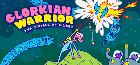 Glorkian Warrior: The Trials Of Glork Banner