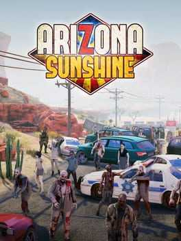Arizona Sunshine Box Art
