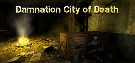 Damnation City of Death Banner
