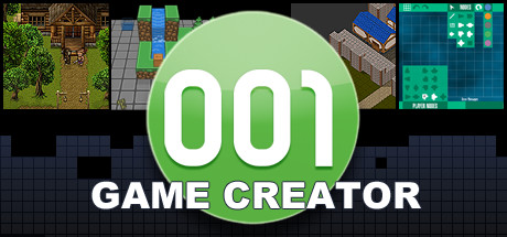 001 Game Creator Banner