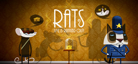 Rats - Time is running out! Banner