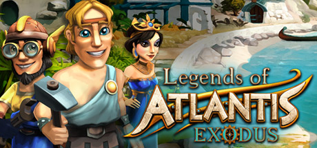 Legends of Atlantis: Exodus Banner