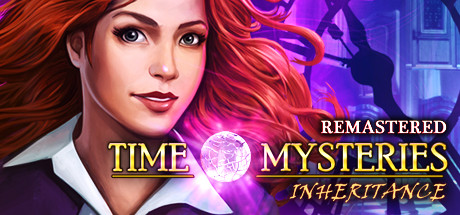 Time Mysteries: Inheritance - Remastered Banner