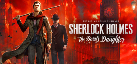 Sherlock Holmes: The Devil's Daughter Banner' title='Sherlock Holmes: The Devil's Daughter Banner