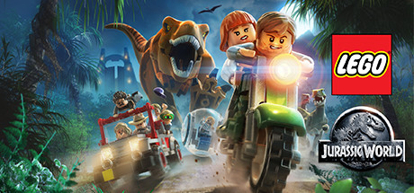 LEGO® Jurassic World Banner