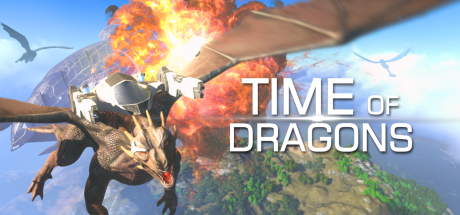Time of Dragons Banner
