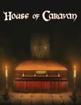 House of Caravan Box Art