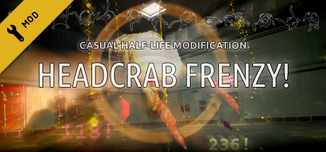 Headcrab Frenzy! Banner