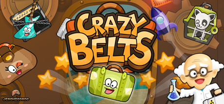 Crazy Belts Banner