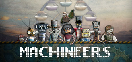 Machineers Banner