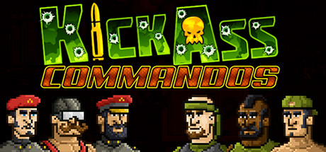 Kick Ass Commandos Banner
