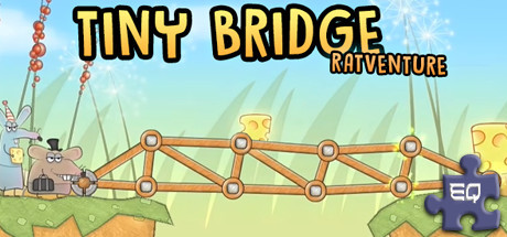 Tiny Bridge: Ratventure Banner