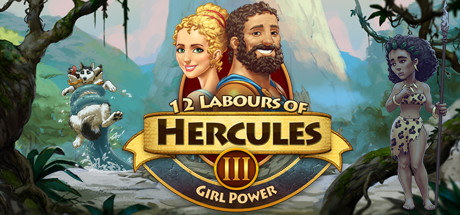 12 Labours of Hercules III: Girl Power Banner