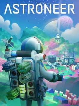 ASTRONEER Box Art