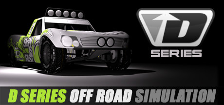 D Series OFF ROAD Driving Simulation Banner
