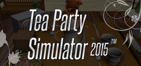 Tea Party Simulator 2015™ Banner