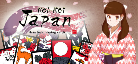 Koi-Koi Japan [Hanafuda playing cards] Banner