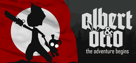 Albert and Otto: The Adventure Begins Banner