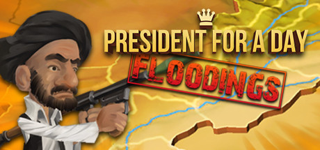 President for a Day - Floodings Banner
